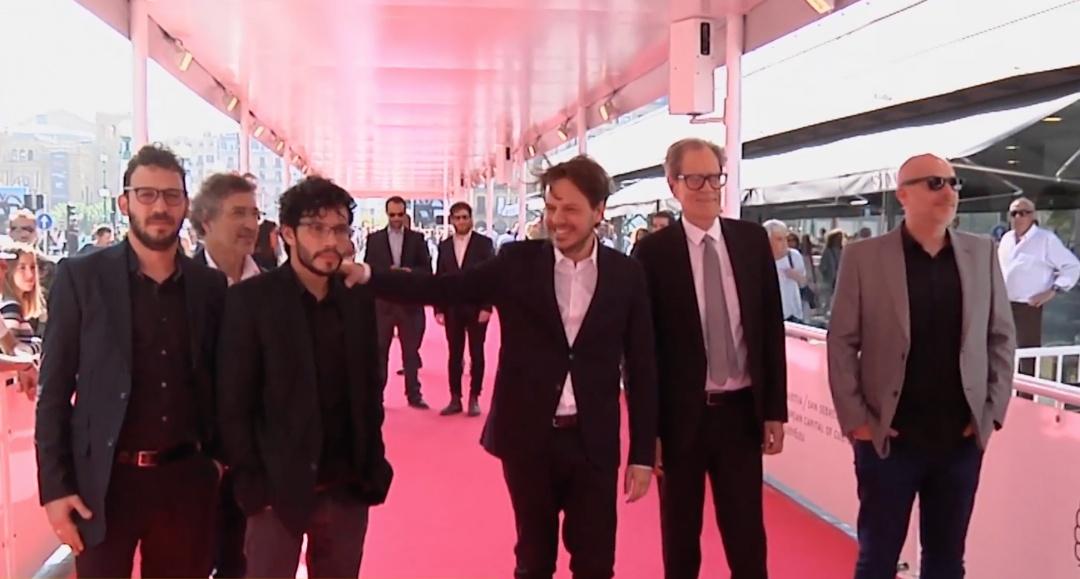 Red Carpet ''EL INVIERNO'' (O.S.)