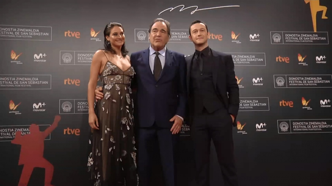Red Carpet ''Snowden'' (S.O)