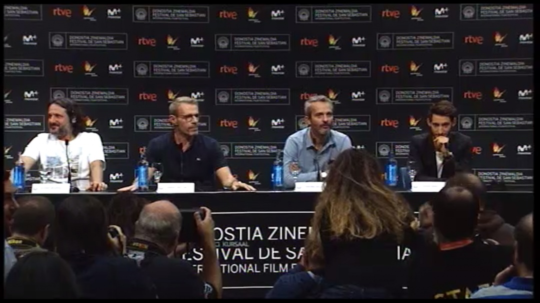 Press Conference  ''L'Odyssee / The Odyssey'' (O.S)