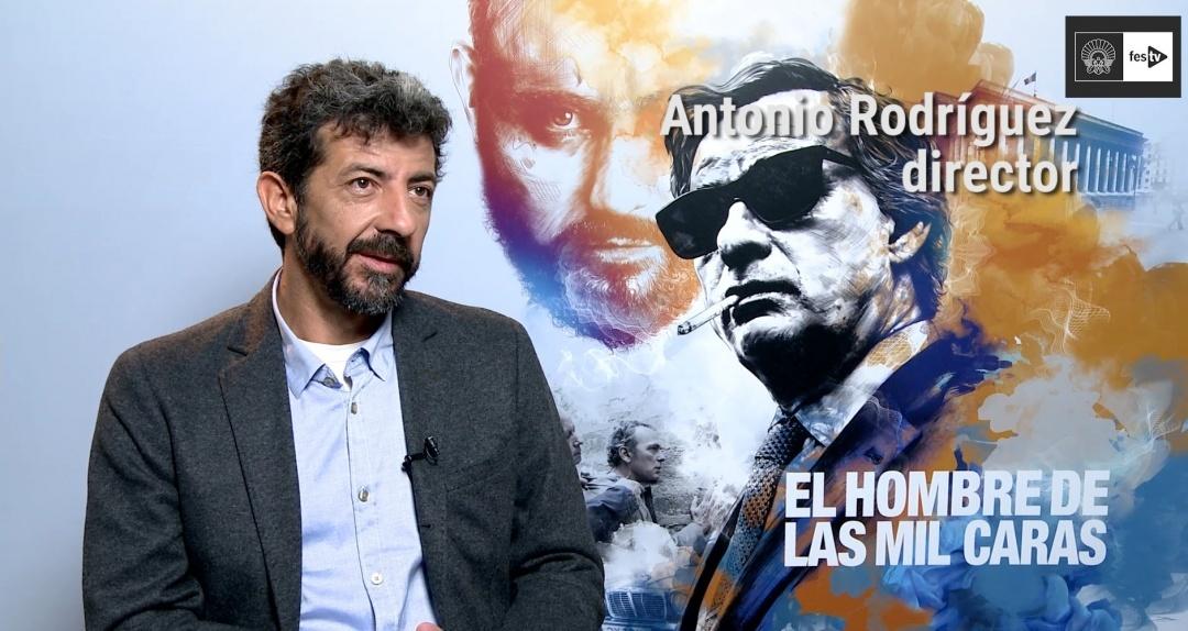 Interview with Alberto Rodriguez (El Hombre de las Mil Caras) - 2016