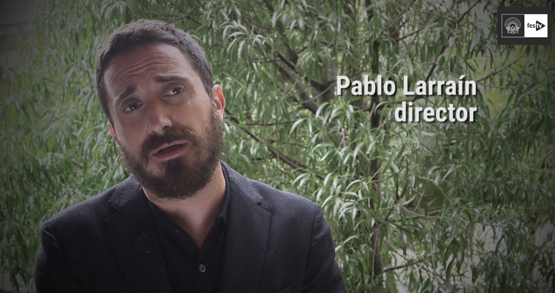 Interview with Pablo Larrain (Neruda) - 2016