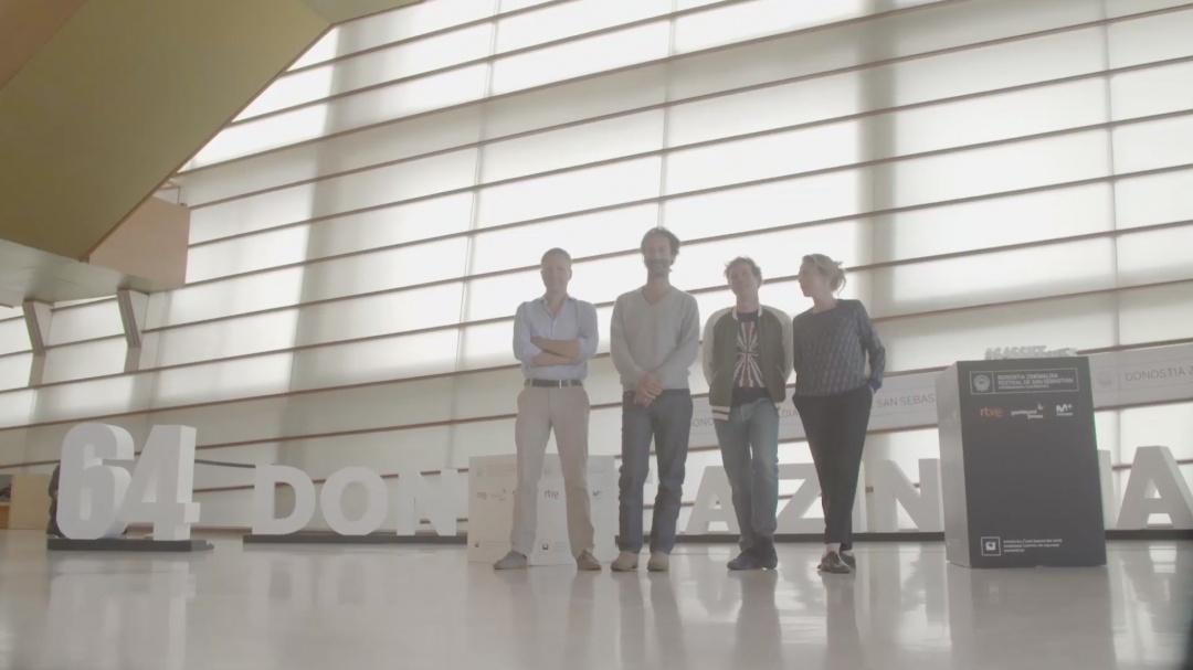 Photocall ''Nocturama'' (O.S)