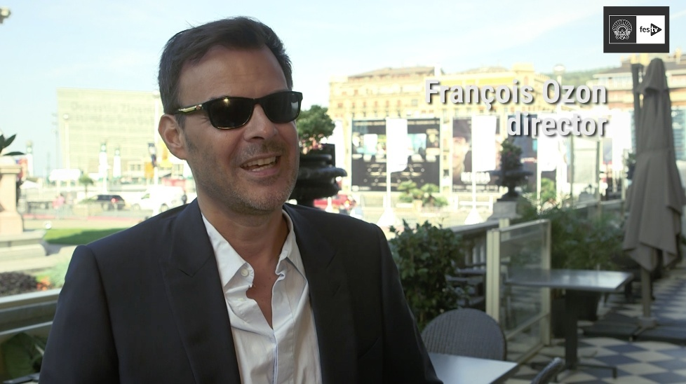 Interview with François Ozon ''Frantz''