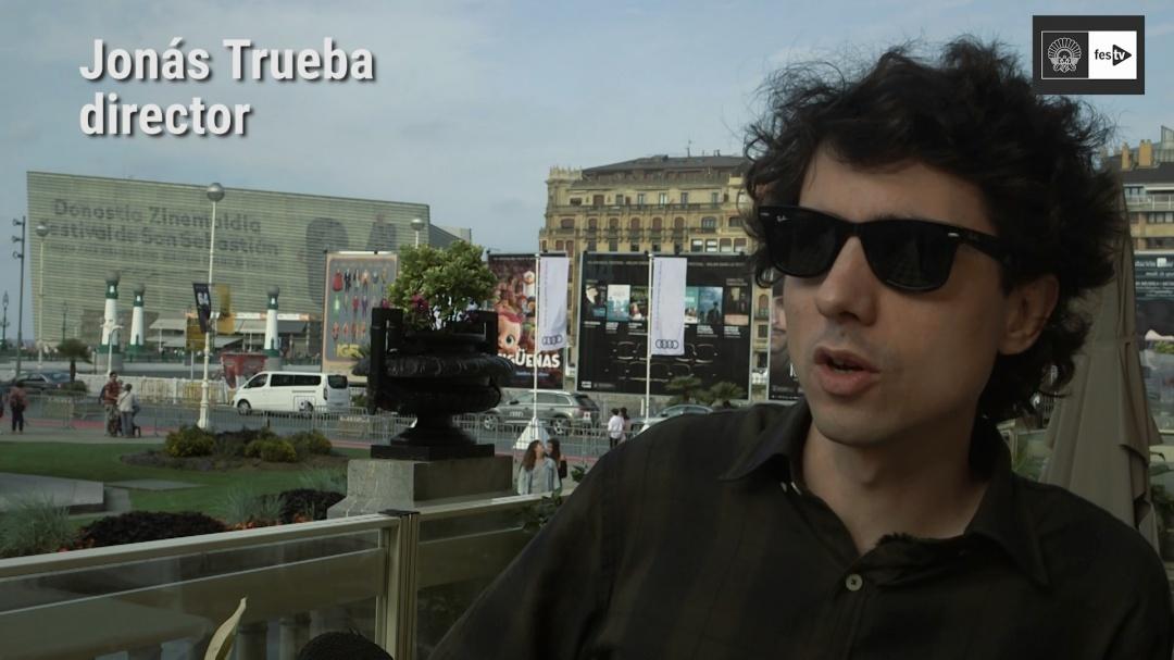Elkarrizketa Jonás Trueba (La Reconquista) - 2016