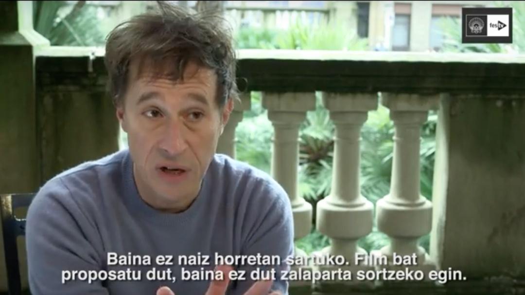 Elkarrizketa Bertrand Bonello (Nocturama) - 2016