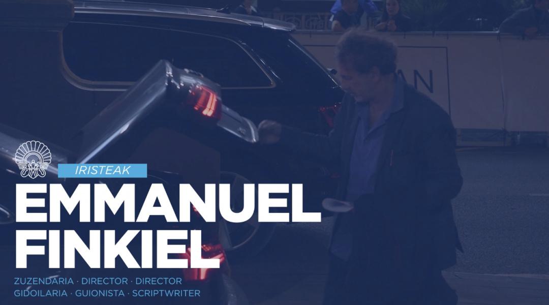 Arrival of Emmanuel Finkiel ''La Douleur / Memoir of Pain'' (O.S.)