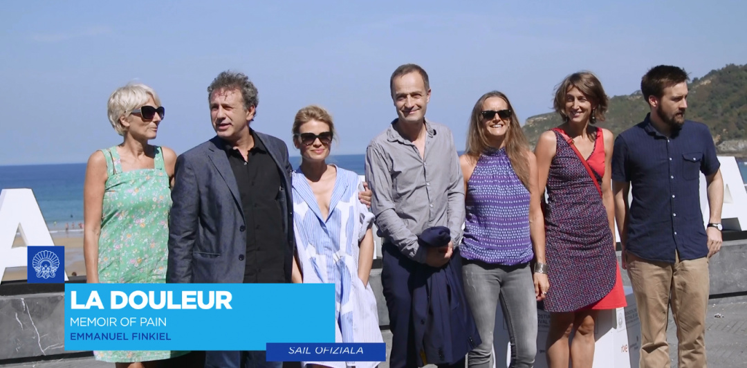 Photocall ''La Douleur / Memoir of Pain'' (S.O.)
