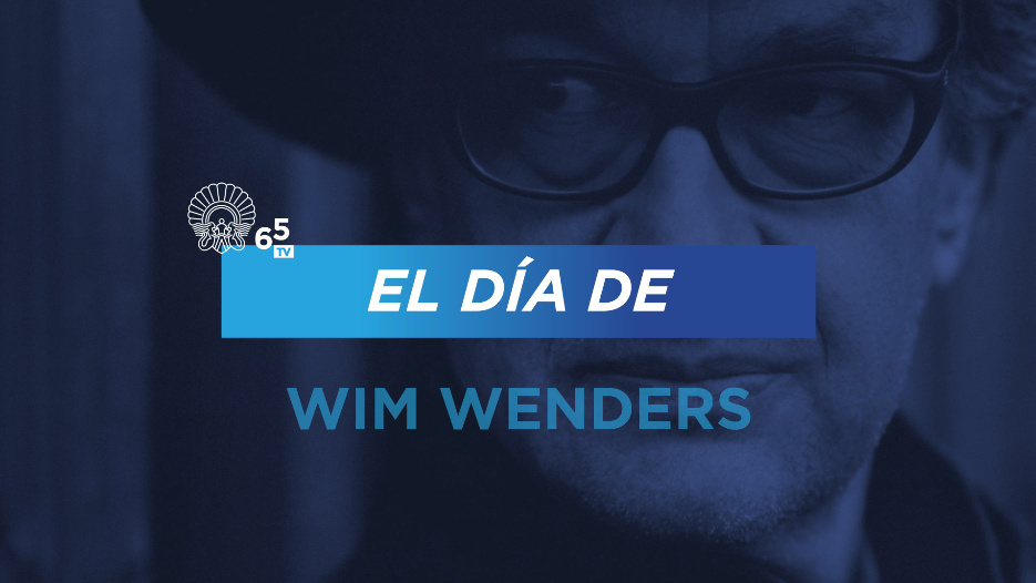 The day of ''Wim Wenders''