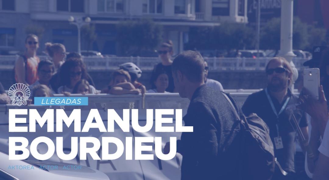 Llegada Emmanuel Bourdieu ''La Douleur/Memoir of Pain'' (S.O.)