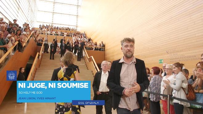 Photocall ''Ni juge, ni soumise / So help me God (S.O.)