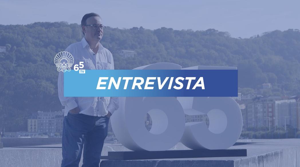 Interview with Manuel Martin Cuenca ''El autor'' (O.S.)
