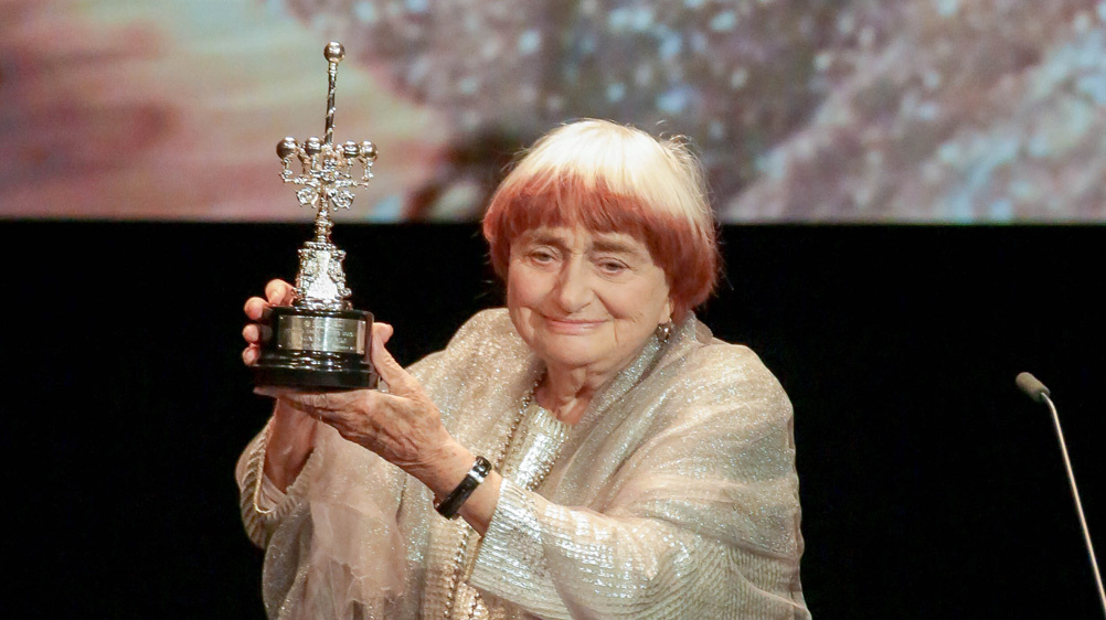 Ceremonia de Entrega Premio Donostia Agnès Varda