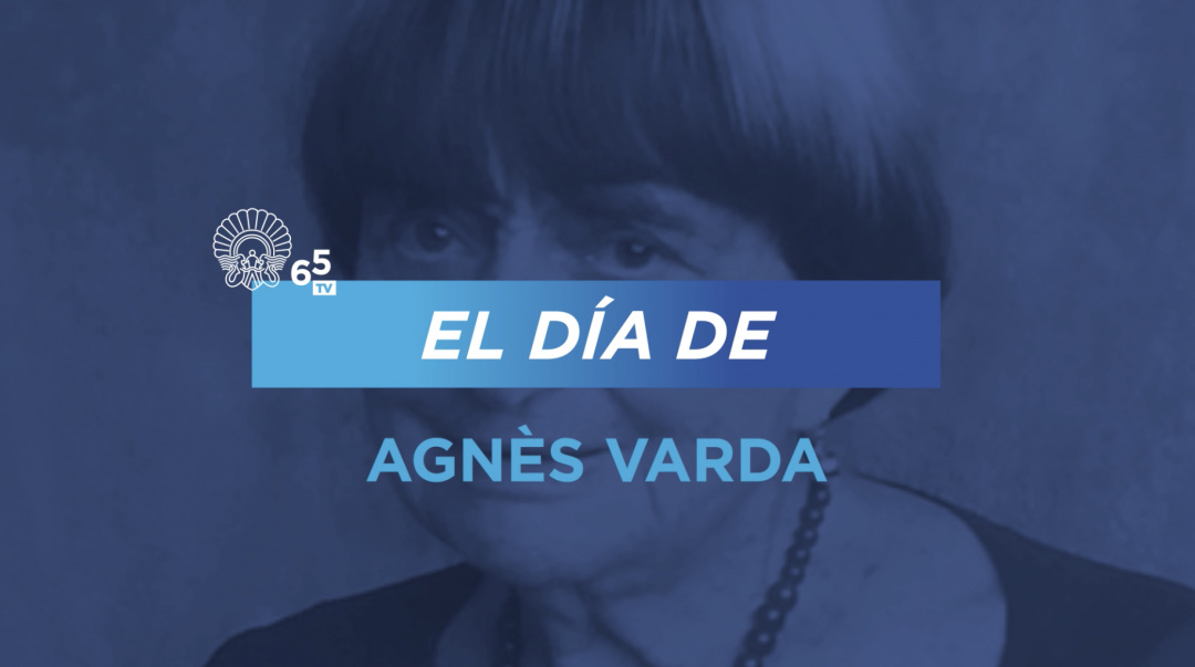 ''Agnès Varda''en eguna