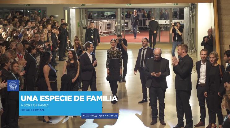 Photocall ''Una especie de familia'' (O.S.)