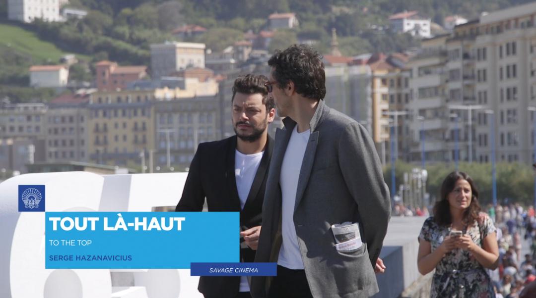 Photocall ''Tout Là-Haut / To The Top'' (SA.)