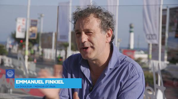 Interview with Emmanuel Finkiel ''La Douleur / Memoir of Pain'' (O.S.)