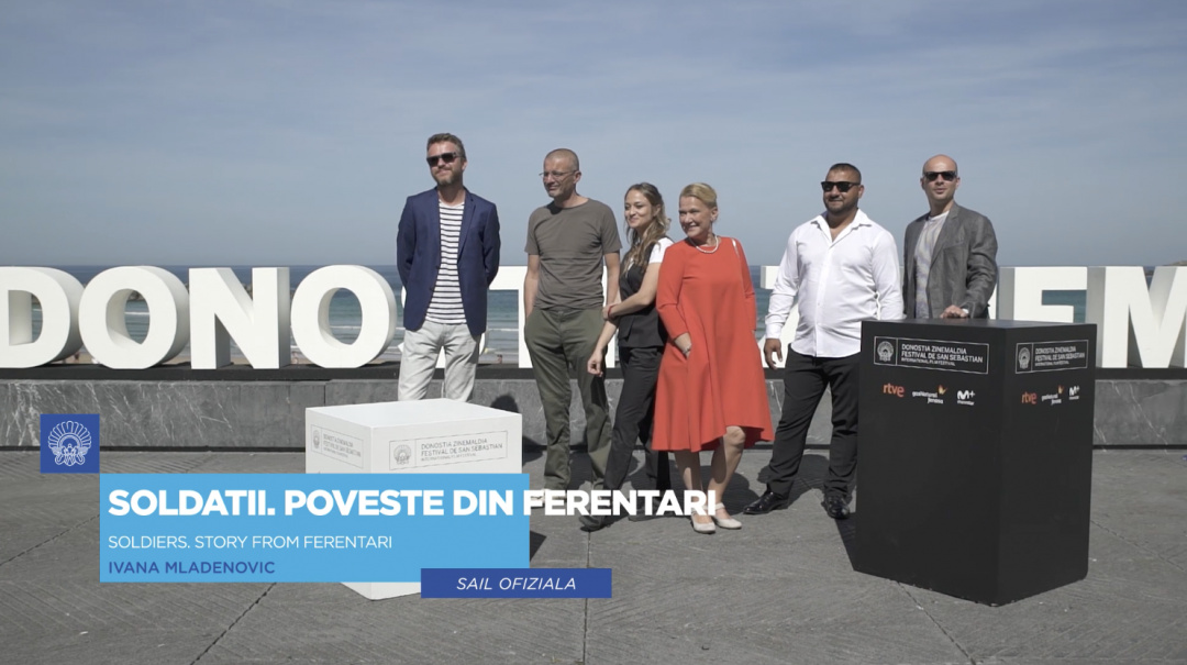 Photocall ''Soldatii. Poveste Din Ferentari / Soldiers. Story From Ferentari'' (O.S.)