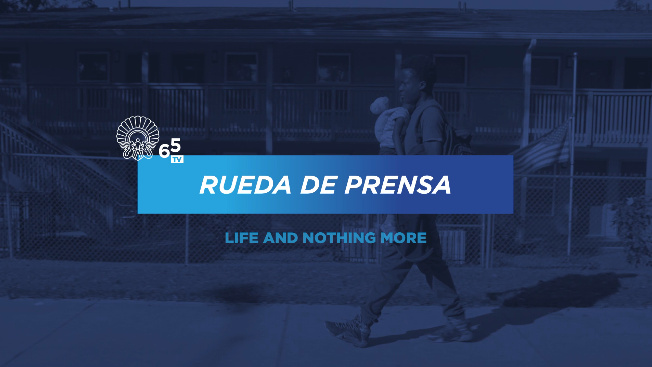 Rueda de Prensa ''Life and Nohing More'' (S.O.) - 2017
