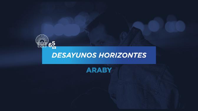 Desayunos Horizontes ''Arábia / Araby''