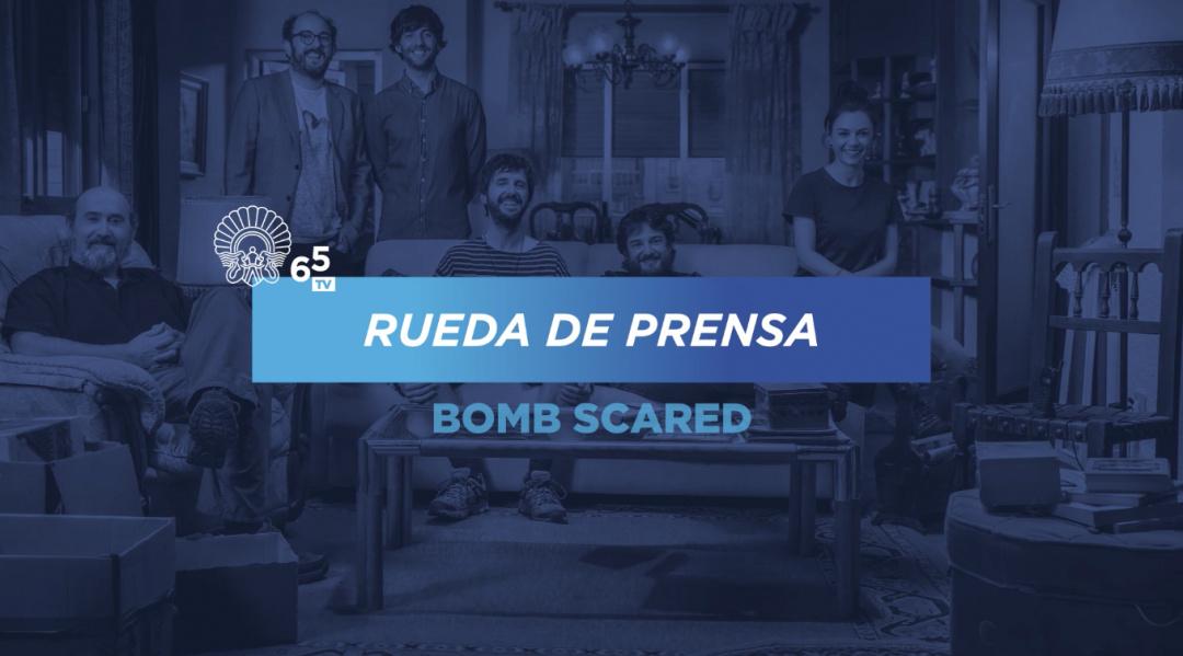 Rueda de prensa ''Fe de Etarras'' (VEL.)