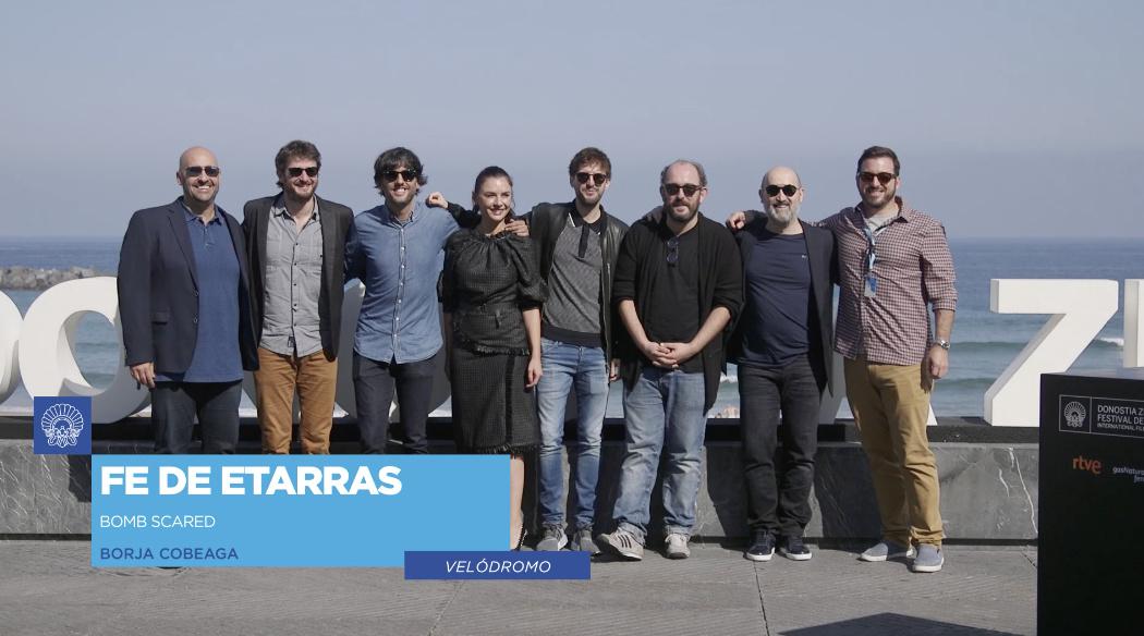 Photocall ''Fe de Etarras'' (VEL.)