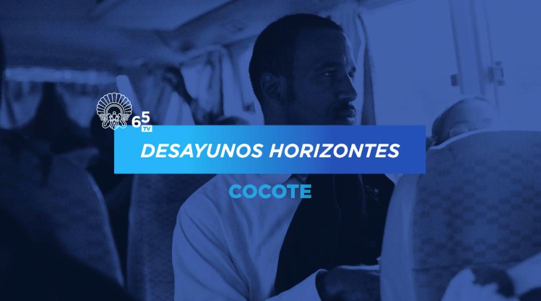 Desayunos Horizontes ''Cocote''
