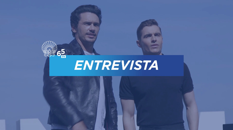 Entrevista con James Franco y Dave Franco ''The Disaster Artist'' (S.O.)
