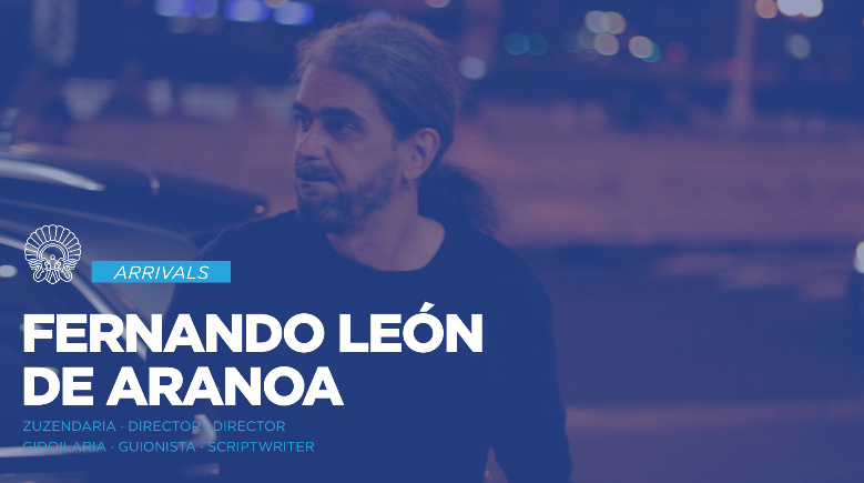 Llegada Fernando León de Aranoa ''Loving Pablo'' (Perlas)