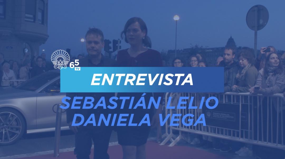 Entrevista con Sebastián Lelio y Daniela Vega ''Una mujer fantástica'' (H.L.)