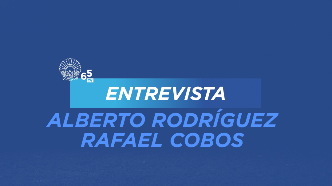 Interview with Alberto Rodríguez and Rafael Cobos ''La Peste'' (O.S.)
