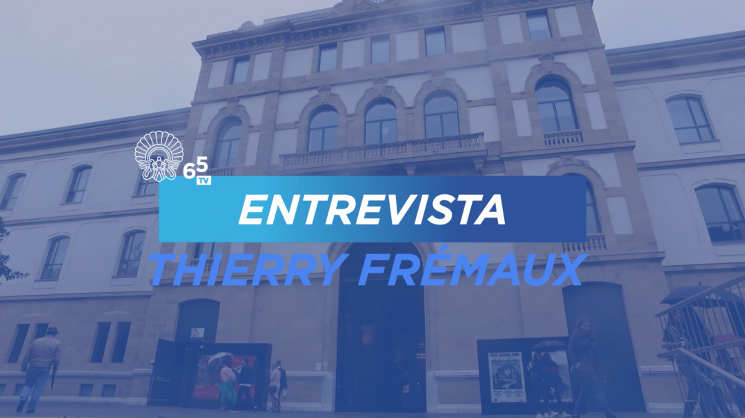Interview with Thierry Fremaux ''Lumière! (Other Activities)