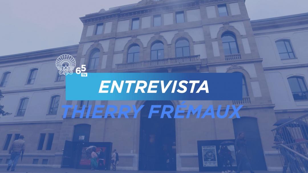 Elkarrizketa Thierry Fremaux ''Lumière! (Beste hainbat jarduera)