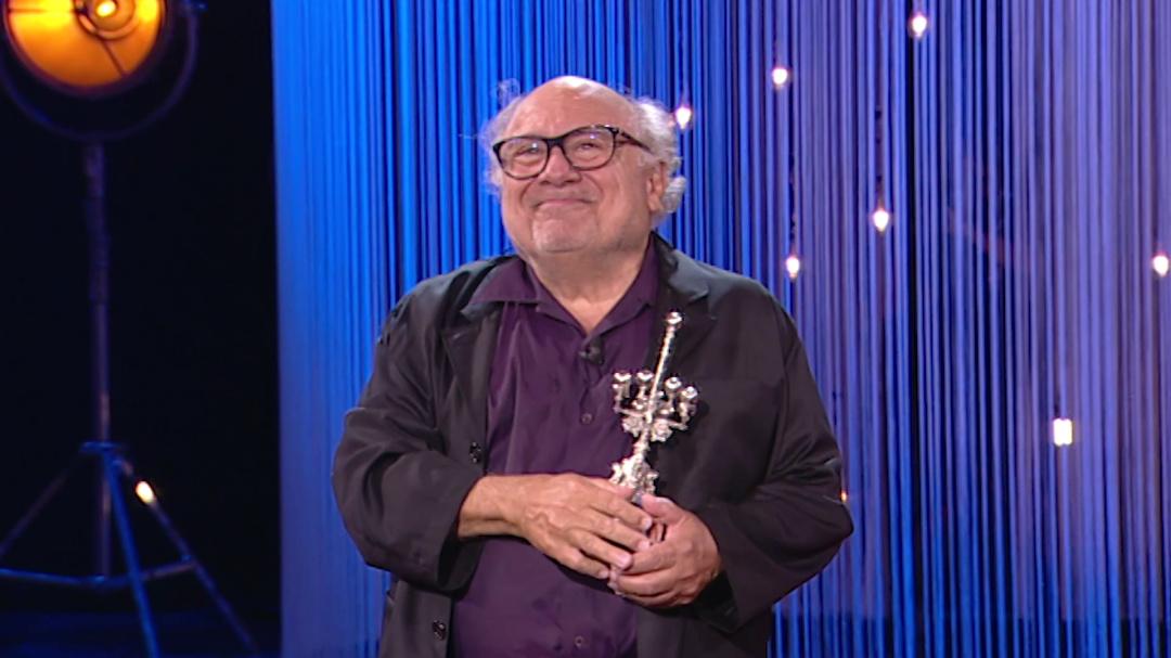 Ceremonia de entrega Premio Donostia ''DANNY DEVITO''
