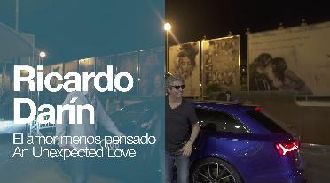 Arrival of ''RICARDO DARÍN'' ''EL AMOR MENOS PENSADO'' (O.S)