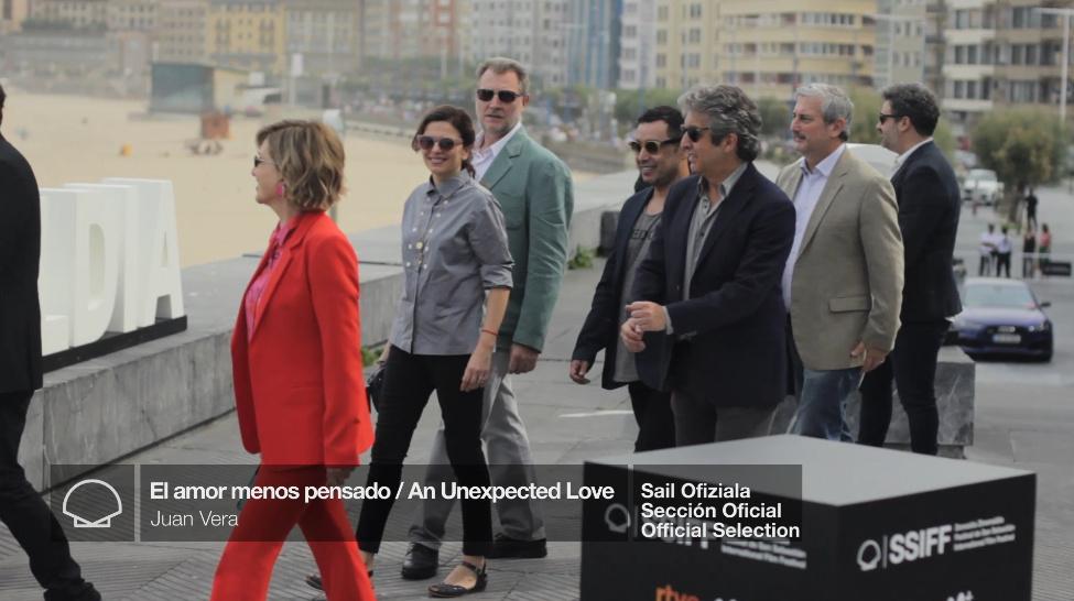 Photocall: ''EL AMOR MENOS PENSADO'' (O.S)