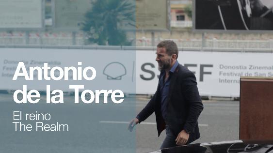 Llegada de ''ANTONIO DE LA TORRE'' ''EL REINO'' (S.O) - 2018