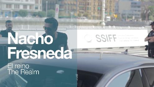 ''NACHO FRESNEDA'' -ren iristea ''EL REINO'' (S.O)