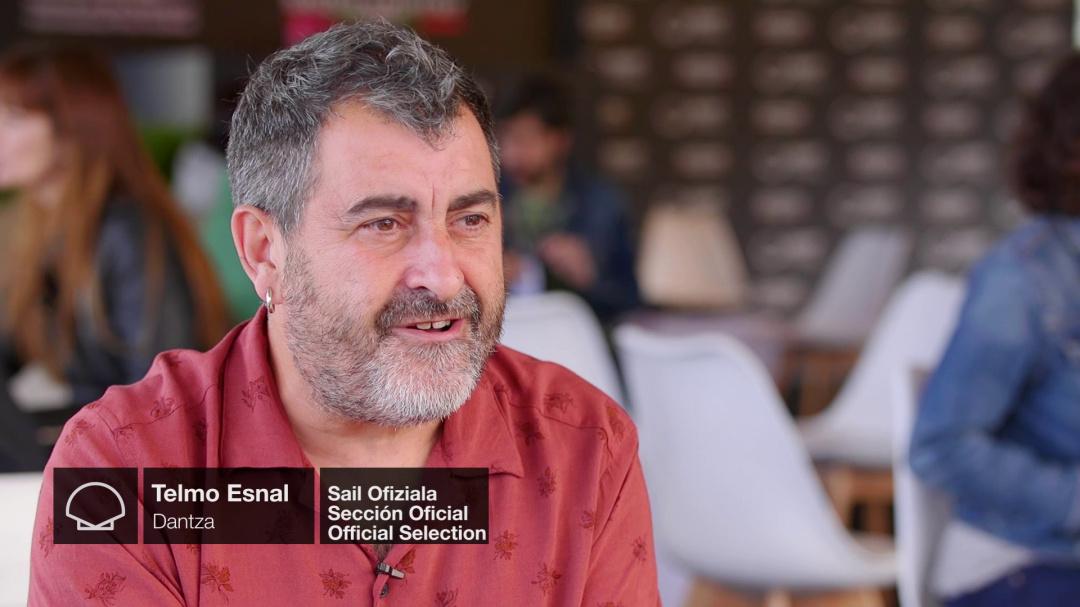 Interview to ''TELMO ESNAL'' ''DANTZA'' (O.S)