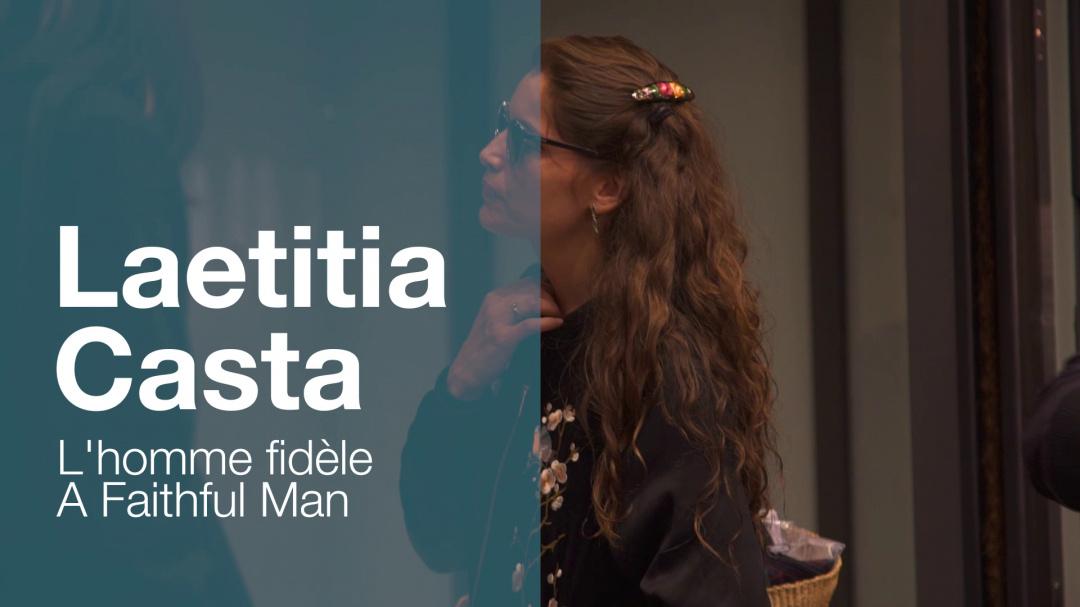 ''LAETITIA CASTA''-ren Iristea ''L'HOMME FIDÈLE / A FAITHFUL MAN'' (S.O)