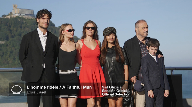 Photocall: ''L'HOMME FIDÉLE / A FAITHFUL MAN'' (O.S)