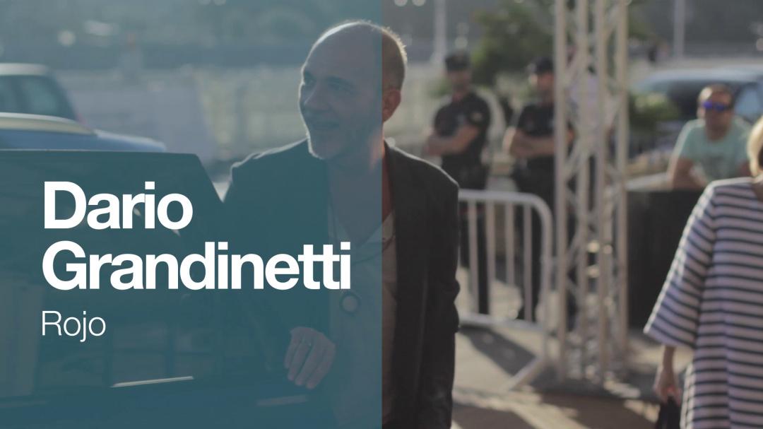 Arrival of ''DARIO GRANDINETTI'' ''ROJO'' (O.S)