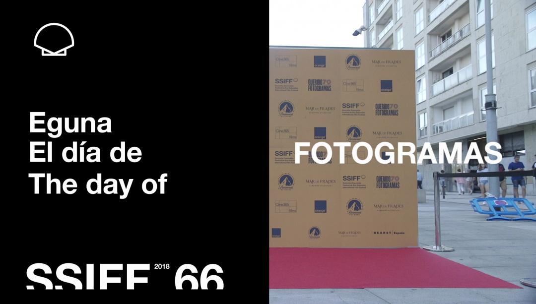 ''FOTOGRAMA'' -ren Eguna