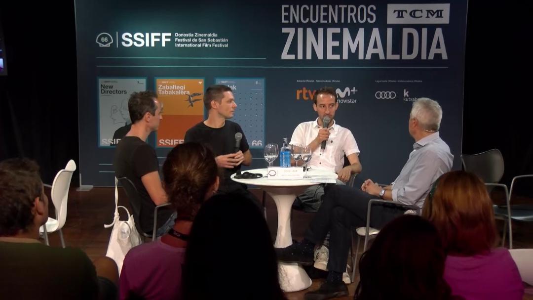 Encuentros TCM-ZINEMALDIA Domingo 23
