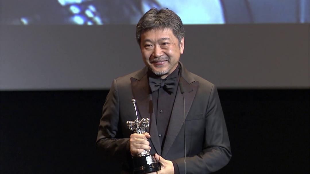 Ceremonia de entrega Premio Donostia ''HIROKAZU KOREEDA''