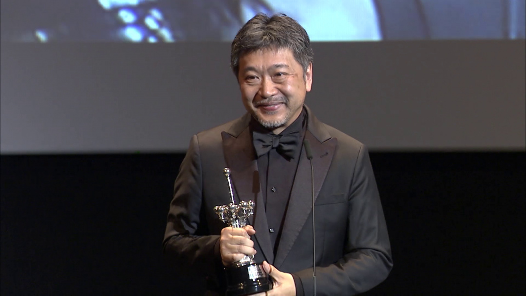Donostia Award Ceremony ''HIROKAZU KOREEDA''