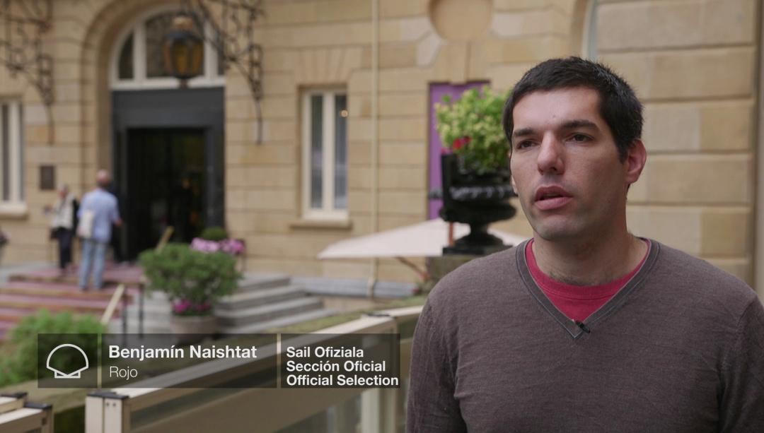 Entrevista a ''BENJAMÍN NAISHTAT'' ''ROJO'' (S.O)