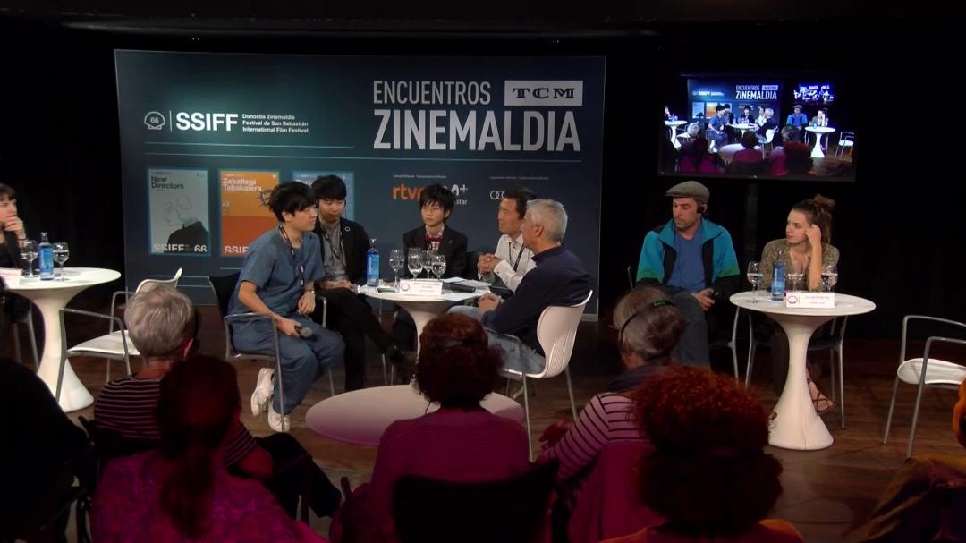 Encuentros TCM-ZINEMALDIA Lunes 24