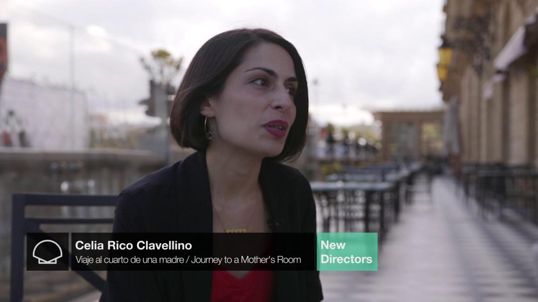 ''CELIA RICO CLAVELLINO''-ri elkarrizketa ''VIAJE AL CUARTO DE UNA MADRE'' (Z.B)