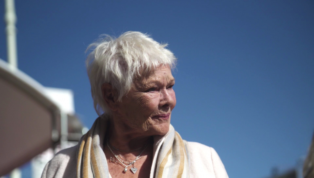 Arrival of ''JUDI DENCH'' ''RED JOAN'' (Donostia Award)