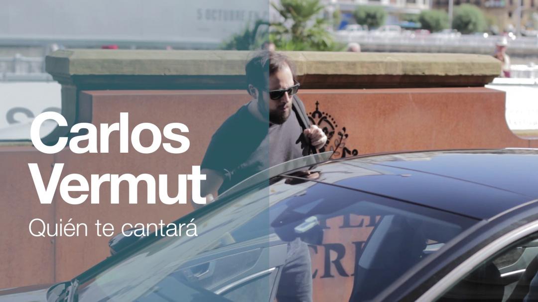 Arrival of ''CARLOS VERMUT'' ''QUIÉN TE CANTARÁ'' (O.S)